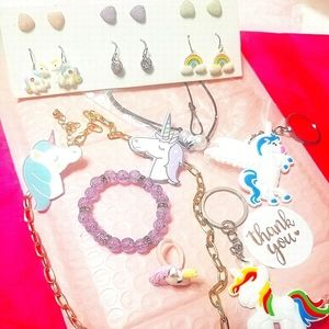 😍 2for25$.Young girl jewelry Small lot.